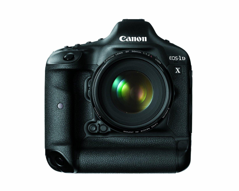 Canon EOS-1D X 18.1MP Digital SLR Camera