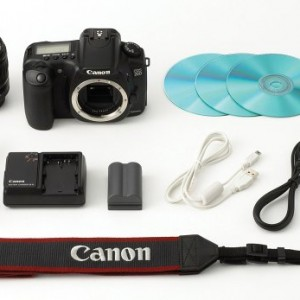 Canon EOS 20D 8.2MP Digital SLR Camera 17-85mm