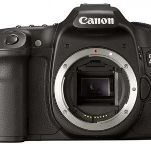 Canon EOS 40D 10.1MP Digital SLR Camera Body Only