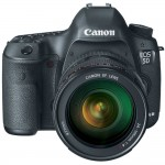 Canon EOS 5D Mark III 22.3 MP Digital SLR Camera EF 24-105mm