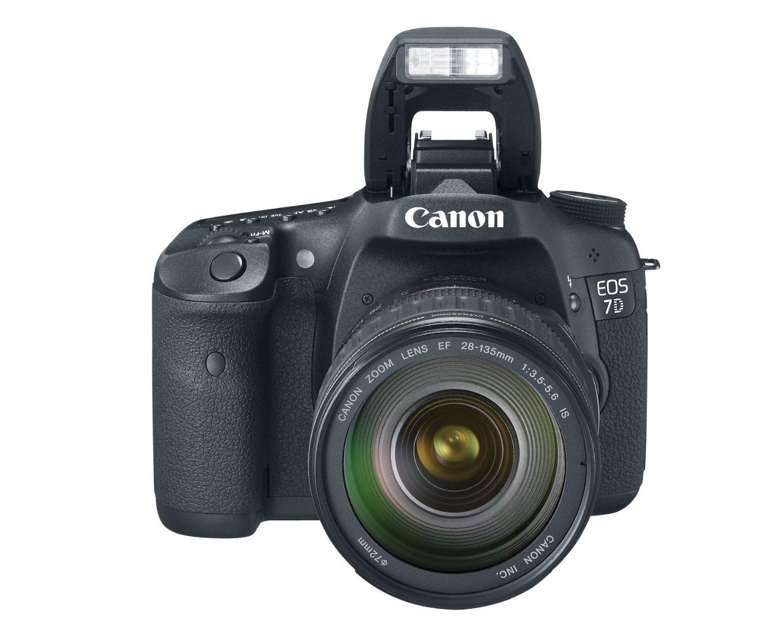 Canon EOS 7D 18 MP CMOS Digital SLR Camera 28-135mm