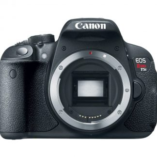 Canon EOS Rebel T5i 18 MP CMOS Digital Camera Body Only