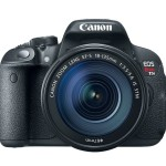 Canon EOS Rebel T5i 18.0 MP CMOS Digital SLR Camera 18-135mm