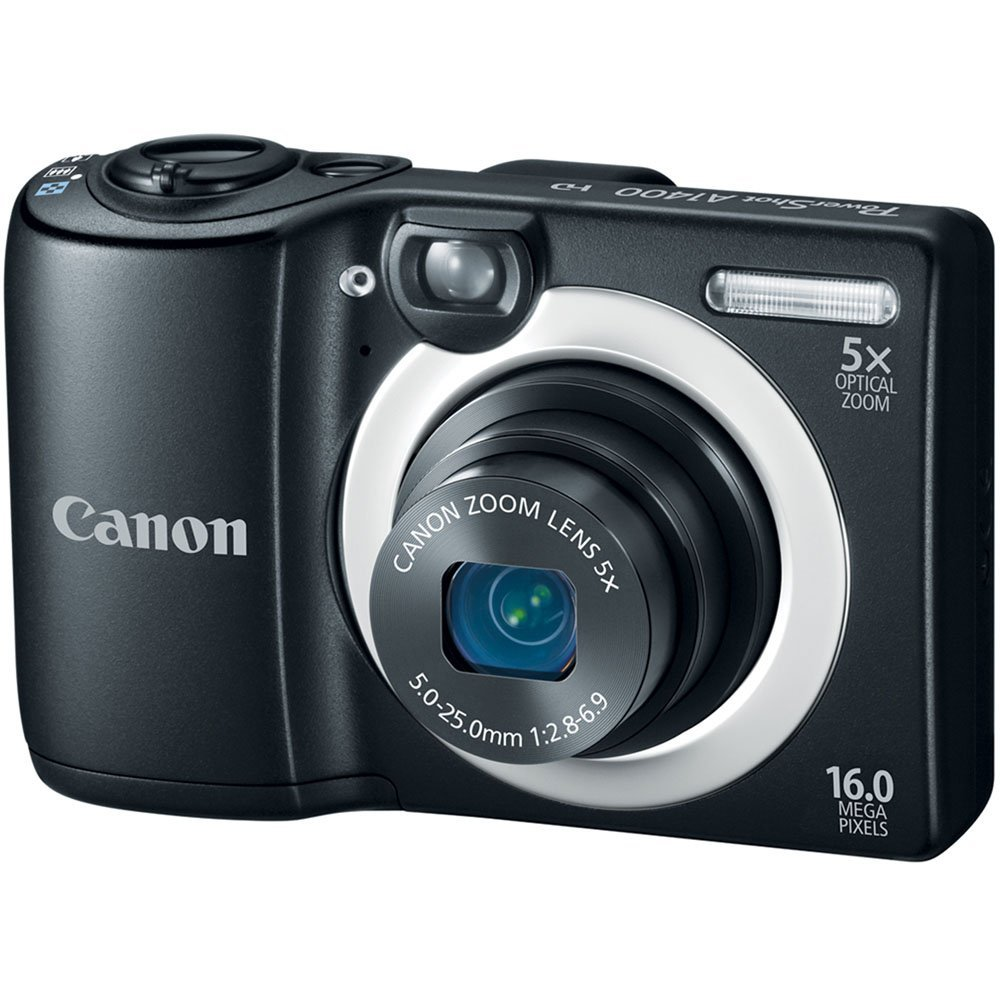 Canon PowerShot A1400 16.0 MP Digital Camera