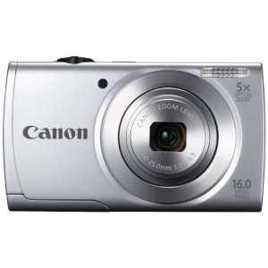 Canon PowerShot A2500 16 MP Silver Review