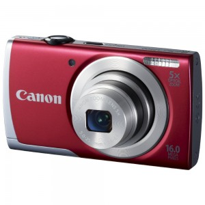 Canon PowerShot A2500 16MP Digital Camera 2
