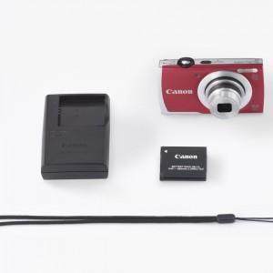 Canon PowerShot A2500 16MP Digital Camera 3