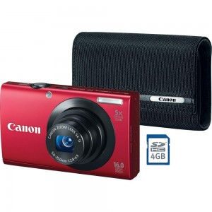 Canon PowerShot A3400 IS 16.0 MP Digital Camera
