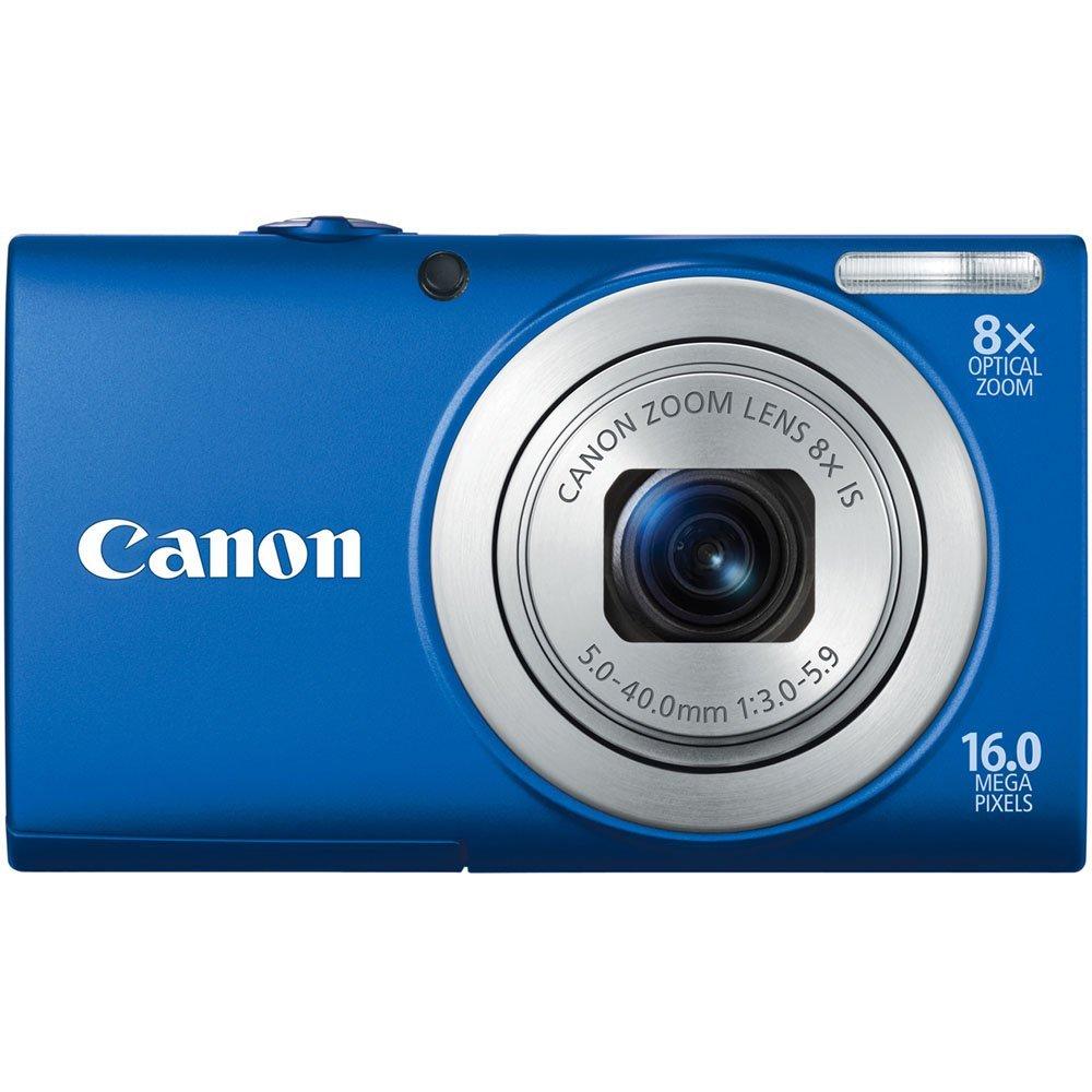 Canon PowerShot A4000IS 16.0 MP Digital Camera