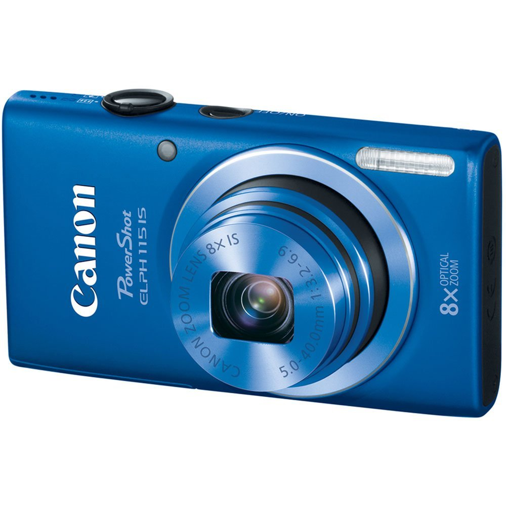 The Best Shopping For You | Canon PowerShot ELPH 115 16MP ...