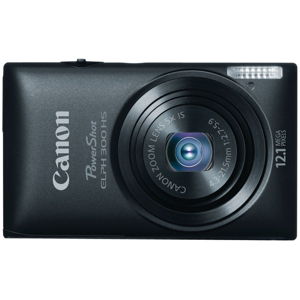 The Best Shopping For You | Canon PowerShot ELPH 300 HS 12 ...