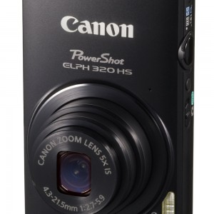 Canon PowerShot ELPH 320 HS 16.1 MP Digital Camera