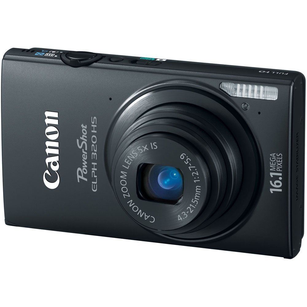 The Best Shopping For You | Canon PowerShot ELPH 320 HS 16 ...
