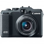 Canon PowerShot G15 12MP Digital Camera