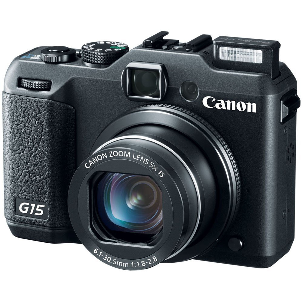 the best shopping for you canon powershot g15 12mp digital camera. Black Bedroom Furniture Sets. Home Design Ideas