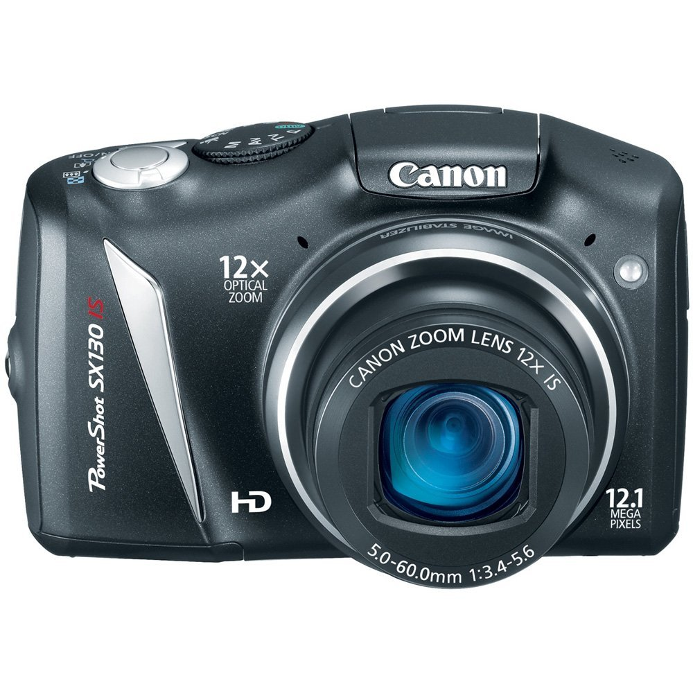 The Best Shopping For You | Canon PowerShot SX130IS 12.1 ...