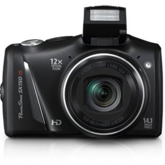 Canon PowerShot SX150 IS 14.1 MP Digital Camera