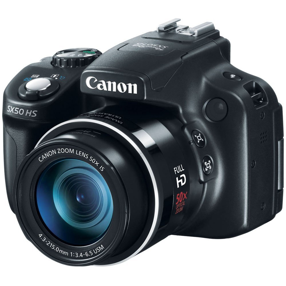 The Best Shopping For You | Canon PowerShot SX50 HS 12MP ...