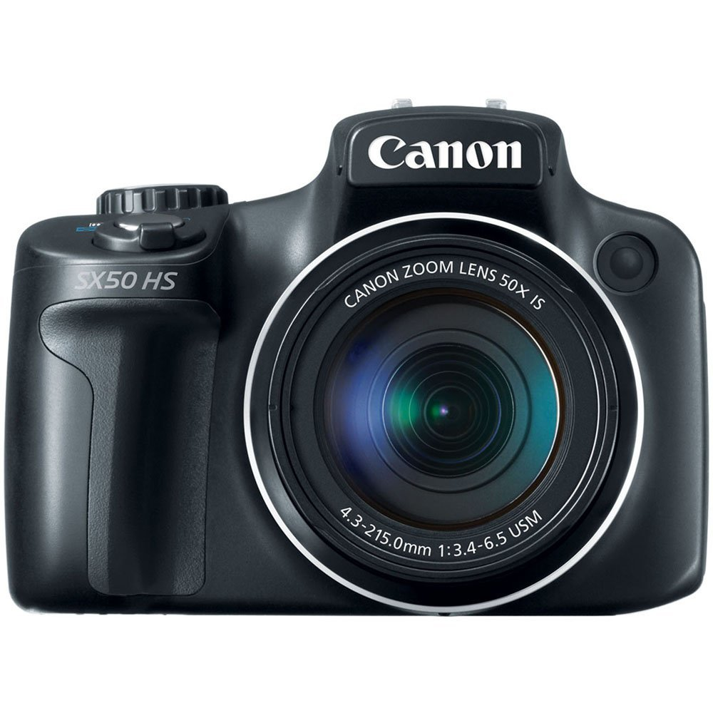Canon PowerShot SX50 HS 12MP Digital Camera
