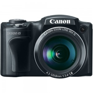 Canon PowerShot SX500 IS 16.0 MP Digital Camera