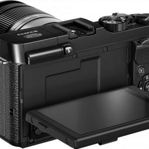 Fujifilm X-M1 Compact System 16MP Digital Camera Kit with 16-50mm