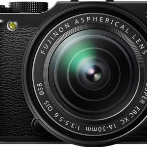 Fujifilm X-M1 Compact System 16MP Digital Camera Kit with 16-50mm