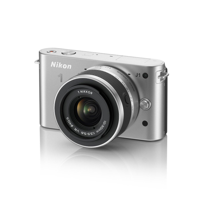 The Best Shopping For You | Nikon 1 J1 10.1 MP HD Digital ...