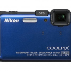 Nikon COOLPIX AW100 16 MP Digital Camera