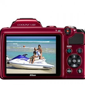Nikon COOLPIX L120 14.1 MP Digital Camera