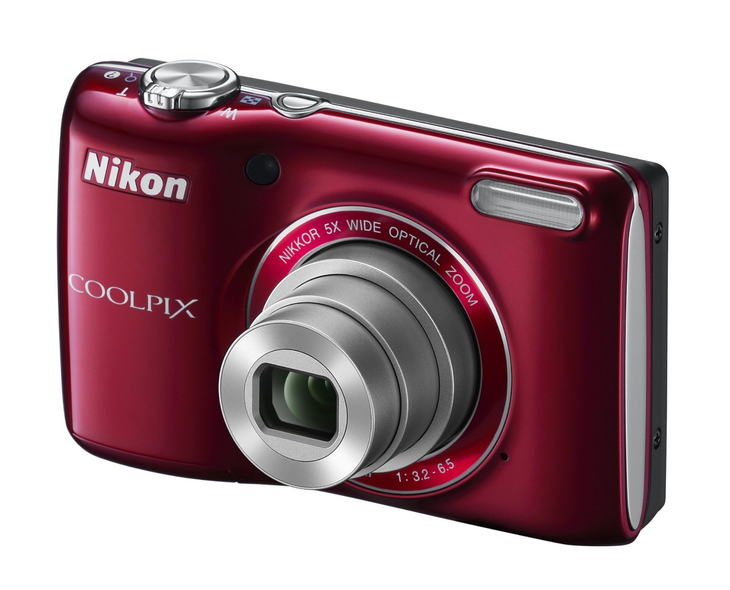 The Best Shopping For You | Nikon COOLPIX L26 16.1 MP Digital Camera