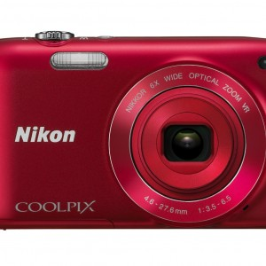 Nikon COOLPIX S3300 16 MP Digital Camera
