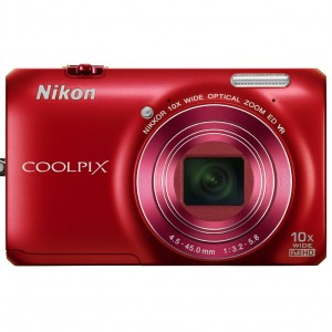 Nikon COOLPIX S6300 16 MP Digital Camera