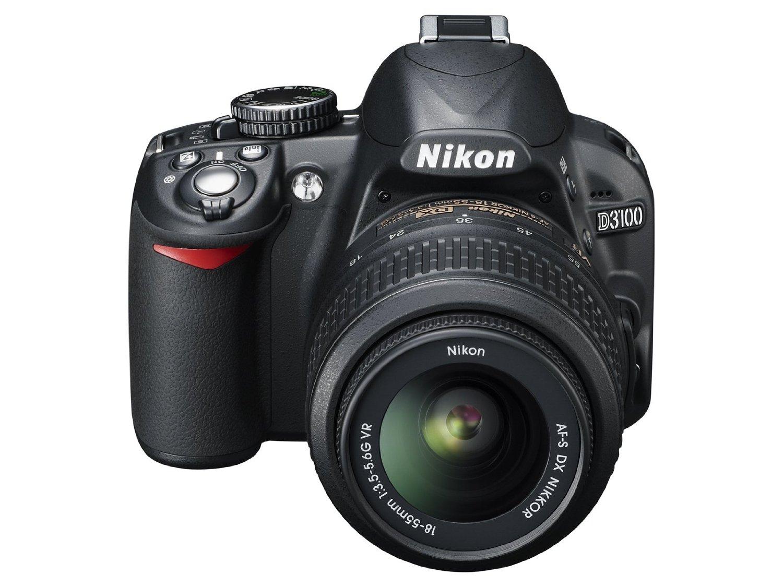 The Best Shopping For You | Nikon D3100 14.2MP Digital SLR Camera ...