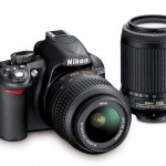 Nikon D3100 14.2MP Kit DSLR Camera with 18-55mm