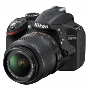 Nikon D3200 24.2 MP CMOS Digital SLR Camera 18-55mm