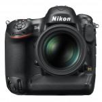 Nikon D4 16.2 MP CMOS FX Digital SLR Camera