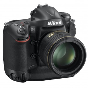 Nikon D4 16.2 MP CMOS FX Digital SLR Camera