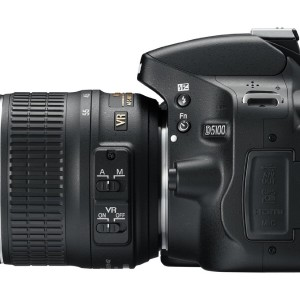 Nikon D5100 16.2MP CMOS Digital SLR Camera with 18-55mm