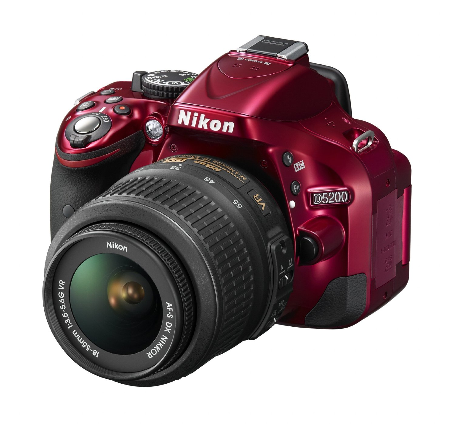 The Best Shopping For You | Nikon D5200 24.1 MP CMOS ...