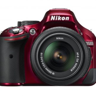 Nikon D5200 24.1 MP Digital SLR Camera 18-55mm