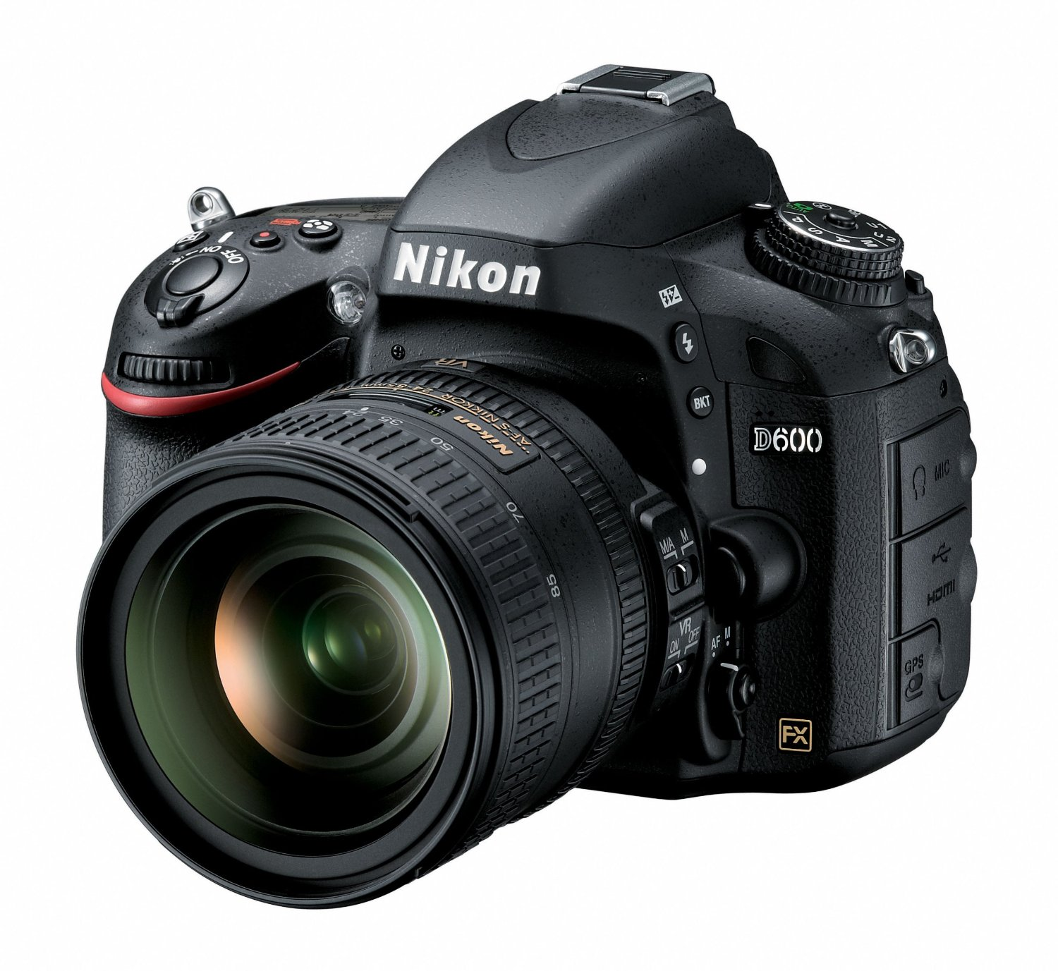 The Best Shopping For You | Nikon D600 24.3 MP Digital SLR Camera ...