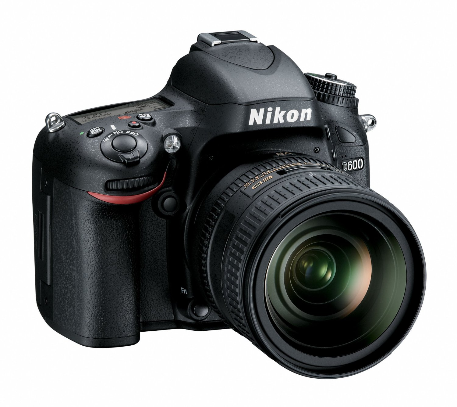 Nikon D600 24.3 MP Digital SLR Camera 24-85mm