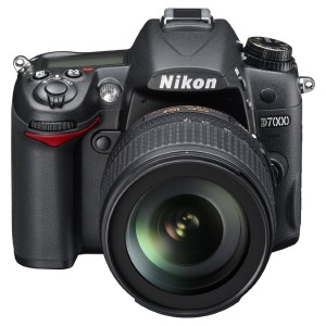 Nikon D7000 16.2MP Digital SLR Camera 18-105mm