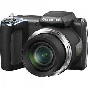 Olympus SP-620UZ 16MP Digital Camera