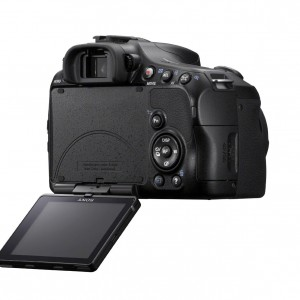 Sony A65 24.3 MP Digital SLR Camera Body Only