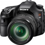 Sony A65VM 24.3 MP Mirror Digital SLR With 18-135mm Lens