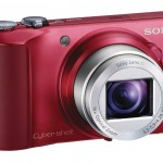 Sony Cyber-shot DSC-H90 16.1 MP Digital Camera
