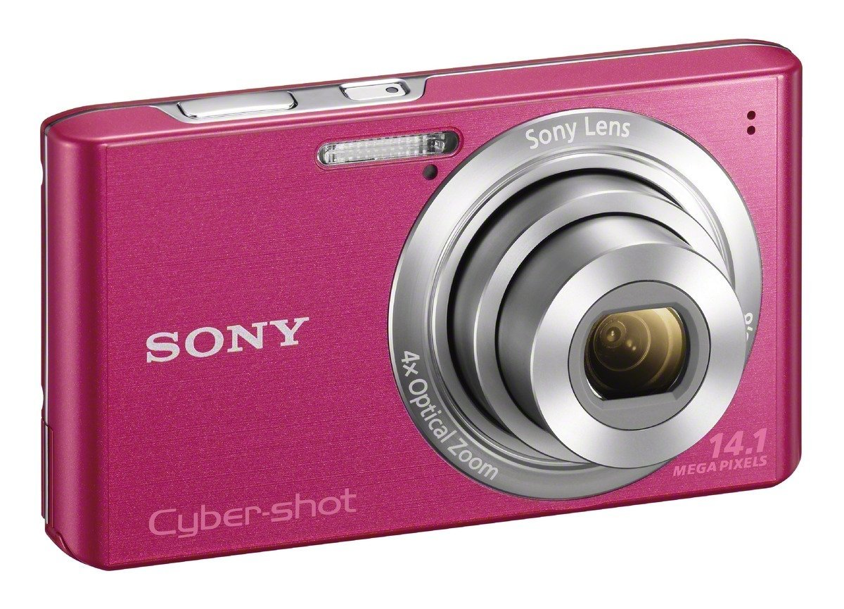 The best shopping for you sony cyber shot dsc w610 14 1 for Camera and camera