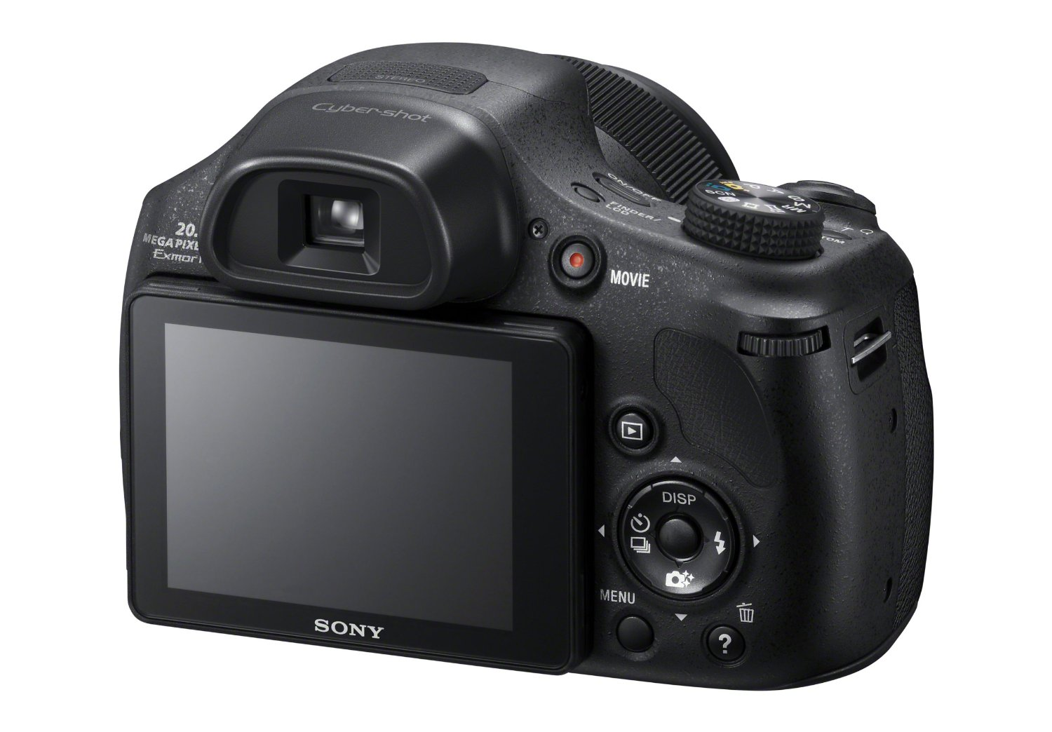 The Best Shopping For You | Sony DSC-HX300/B 20 MP Digital ...