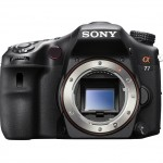 Sony SLT A77 24.3 MP Digital SLR Review